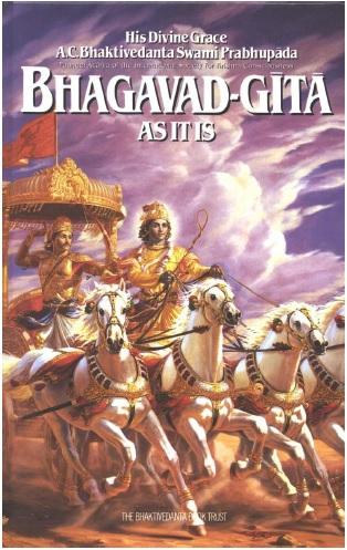 Bhagavad-Gita As it is A.C. Bhaktivedanta Swami Praphupada