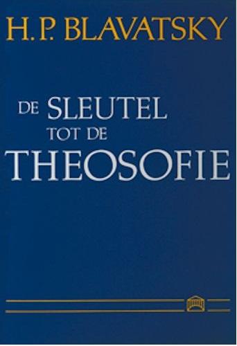 De sleutel tot de theosofie H.P. Blavatsky
