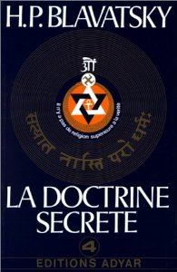 La Doctrine Secrete - Tome 4 H P Blavatsky
