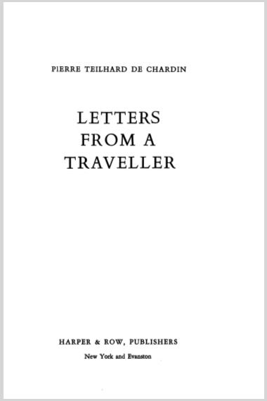 LettersFromATravellerPierreTeilhardDeChardin.jpg