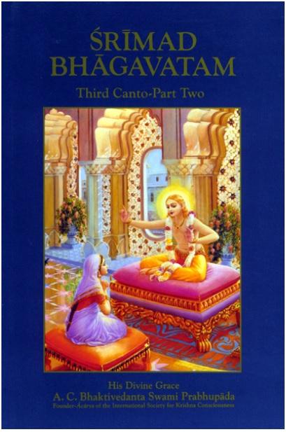 Srimad Bhagavatam Canto 03 part 2