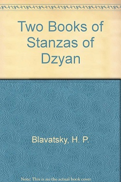 Stanzas Of Dzyan HP Blavatsky (1940)