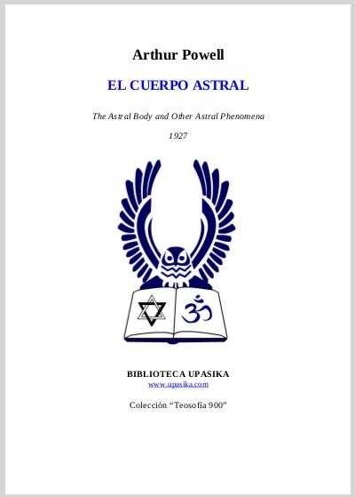 ElCuerpoAstralArthurEPowell.jpg