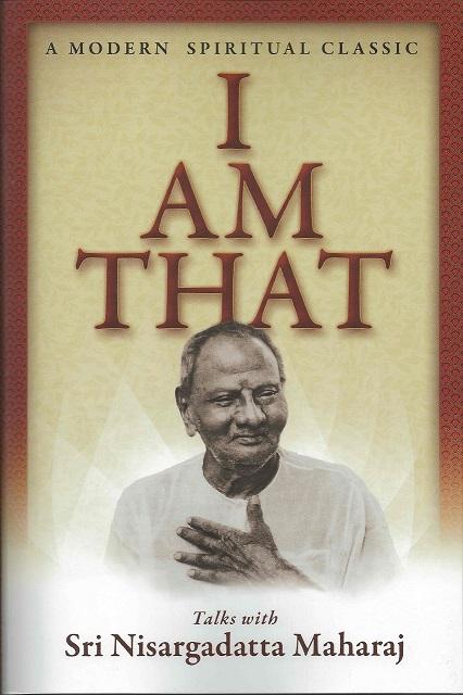 I Am That Sri Nisargadatta Maharaj