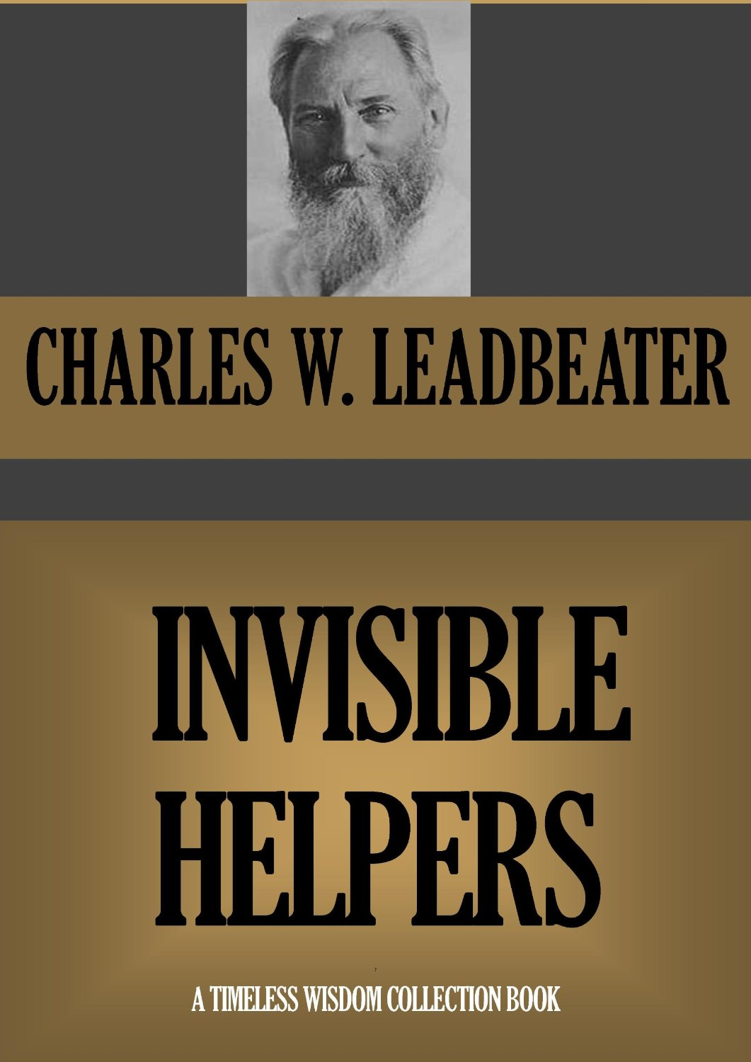 Invisible Helpers CW Leadbeater