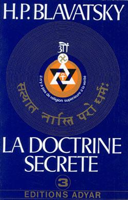La Doctrine Secrete - Tome 3 H P Blavatsky
