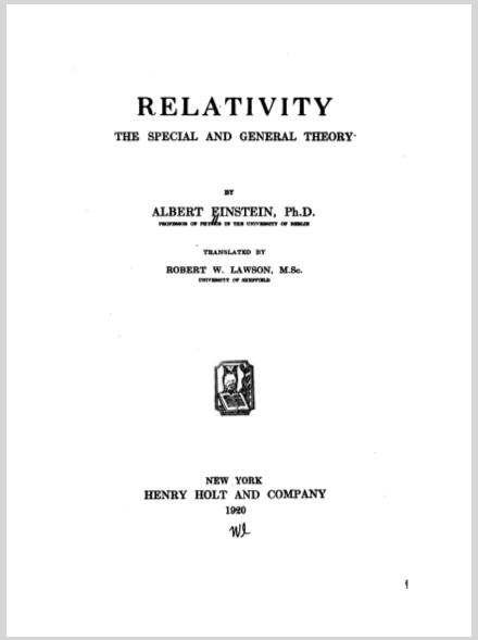 RelativityTheSpecialAndTheGeneralTheoryAlbertEinstein.jpg