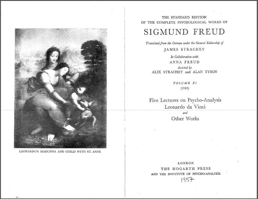 SigmundFreudVolume11FiveLecturesOnPsychoAnalysis.jpg