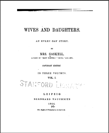 WivesAndDaughtersElizabethCleghornGaskell.jpg